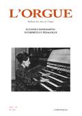 couverture de Suzanne Chaisemartin: interprète et pédagogue