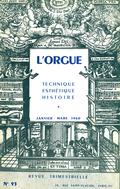 (couverture de Retour du Canada — Les orgues de Notre-Dame de Caudebec — Grandes orgues de Pertuis (1493-1774-1825))