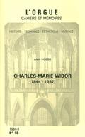 (couverture de Charles-Marie Widor (1844-1937))