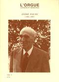 couverture de André Fleury (1903-1995)