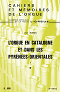 couverture de L'orgue en Catalogne et dans les Pyrénées-Orientales