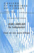 (couverture de Jean Langlais, un indépendant)