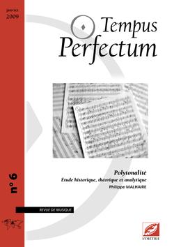 (couverture de Polytonalité, étude historique, théorique et analytique)