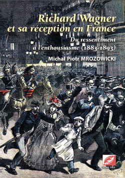 (couverture de Richard Wagner et sa réception en France)