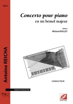 (couverture de Concerto pour piano)