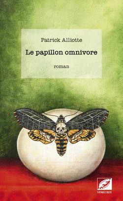 (couverture de Le papillon omnivore)