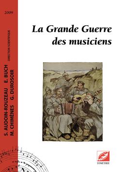 (couverture de La Grande Guerre des musiciens)