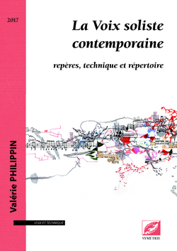 (couverture de La Voix soliste contemporaine)