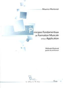 (couverture de Principes fondamentaux de formation musicale et leur application)