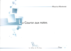 (couverture de La Course aux notes)