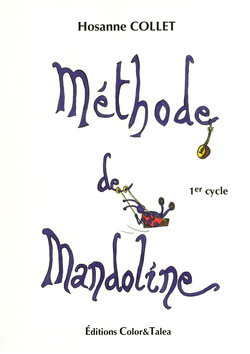 (couverture de Méthode de mandoline)