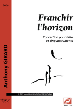 (couverture de Franchir l'horizon)
