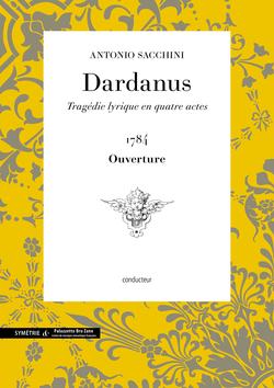 (couverture de Ouverture de Dardanus)