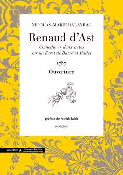 (couverture de Ouverture de Renaud d'Ast)