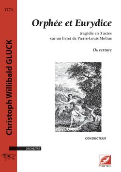 (couverture de Ouverture d'Orphée et Eurydice)