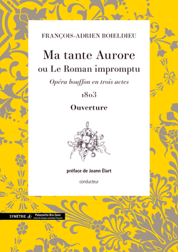 (couverture de Ouverture de Ma tante Aurore ou Le Roman impromptu)