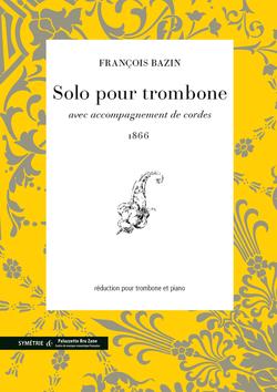 (couverture de Solo de trombone)