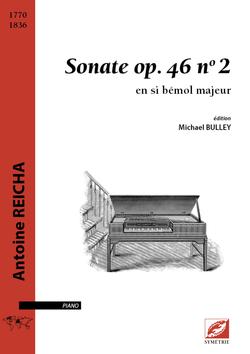 (couverture de Sonate en si bémol majeur op.46, n°2)