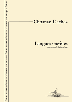 (couverture de Langues marines)