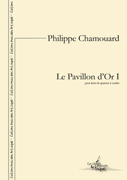 (couverture de Le Pavillon d'or I)