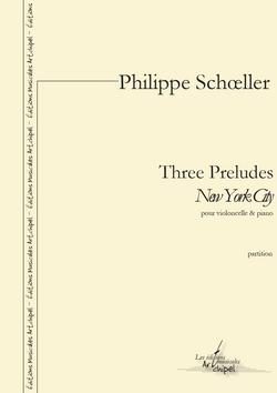 (couverture de Three Preludes)