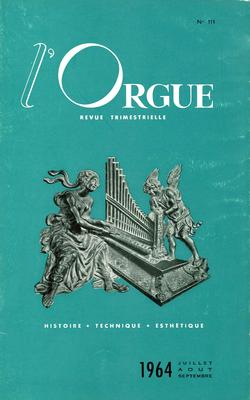 (couverture de Le grand orgue de Saint-Cornely de Carnac et les orgues autour d'Auray — Propos sur la musique d'orgue ancienne en Angleterre (V) — Contrastes (I) — Les orgues de Notre-Dame-de-Lorette de Paris)