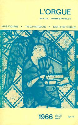 (couverture de Orgues et organistes des églises et abbayes disparues du diocèse de Troyes (II) — L'orgue en Europe centrale et orientale (V) — L'orgue dans la nouvelle liturgie — Orgues à Royan)