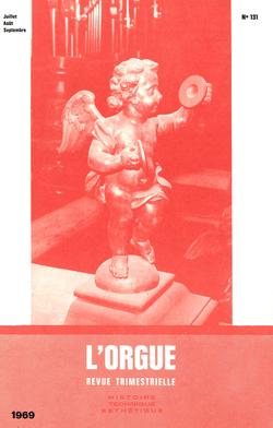 (couverture de Faisons le point: où va l'orgue français? — Le nouvel orgue de Saint-Eustache à Paris — Les orgues anciennes de Tournon-sur-Rhône (I) — L'orgue de Sainte-Walburge à Furnes (Belgique))
