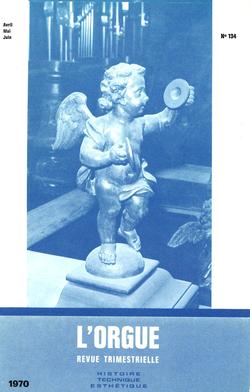 (couverture de Rôle de l'orgue dans la nouvelle célébration de la messe — La masse silencieuse du clergé — Grand orgue de la cathédrale Saint-Sauveur d'Aix — Les orgues de Saint-Jacques de Rothenburg ob der Tauber)