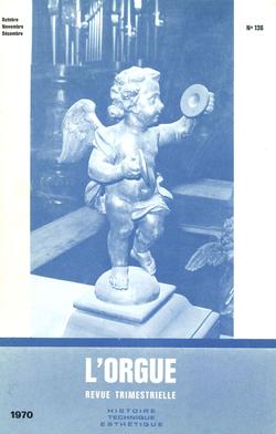 (couverture de Les orgues de l'église Saint-Jean-du-Baly de Lannion — Le grand orgue de l'ancienne église  des Frères Prêcheurs d'Aix-en-Provence — La condition d'un musicien d'église à Paris en 1826)
