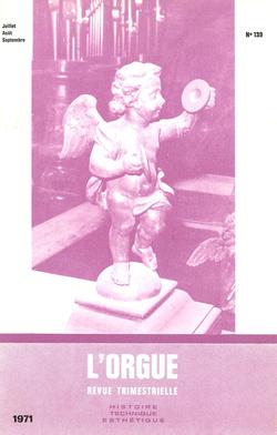 (couverture de Le grand orgue de la cathédrale du Mans à travers les âges (I))