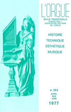 (couverture de Mes souvenirs sur Tournemire et Vierne — Daquin en son temps d'après le Tableau de Paris — Essai sur le récital d'orgue — Glanes sur les orgues de Provence)