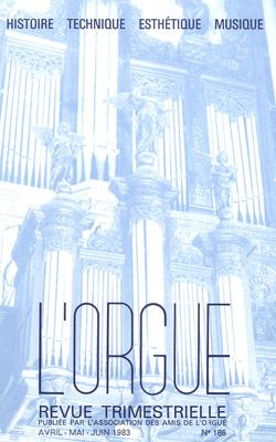 (couverture de Un emménagement — L'orgue Jean-Baptiste Nicolas Lefebvre de l'église Sainte-Madeleine de Verneuil-sur-Avre — Croquis d'Istanbul)