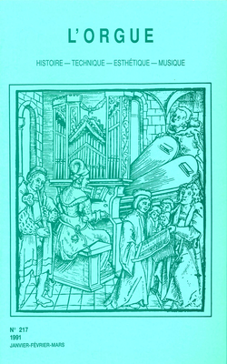 (couverture de Souvenirs de la pédagogie de Marcel Dupré — Les dernières années de Charles-Marie Widor — Répertoire des articles de L'Orgue et les Organistes — L'orgue de Marbella)