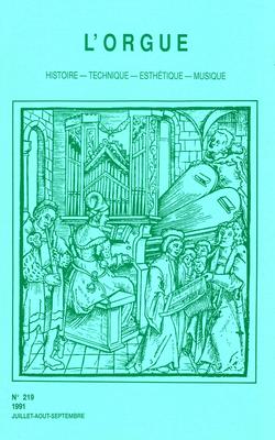 (couverture de Marcel Dupré compositeur — Un nouvel orgue pour Saint-Eustache — Les orgues de la collégiale Notre-Dame-des-Marais de Villefranche-sur-Saône)