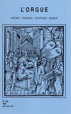 (couverture de Projet d'un Service Assurance, Qualité, Technique des Orgues (SAQTO) — L'œuvre de Pie Meyer-Siat — La section d'or dans la musique de Jean Sébastien Bach)