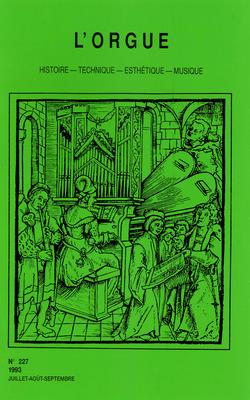 (couverture de Albert Alain, organiste et maître de chapelle entre 1900 et 1935 — Hommage à Denise Launay — Le décor des clavecins: les tables d'harmonie flamandes)