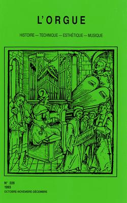 (couverture de Johann Christian Kittel, un grand pédagogue de l'orgue, maillon important dans la tradition de Jean-Sébastien Bach — Albert Alain, organiste et maître de chapelle entre 1900 et 1935)