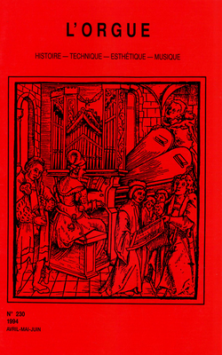 (couverture de Orgue et organistes de la cathédrale Saint-Louis de Blois — Inauguration de l'orgue Saint-Pierre-de-Chaillot à Paris — Organ Music in the Mass of the Parisian Rite — Improviser…)