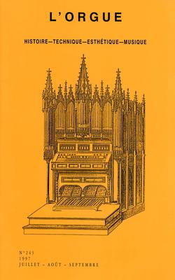 (couverture de Thierry Escaich compositeur, organiste et pédagogue — L'œuvre d'orgue de Jean-Claude Touche)