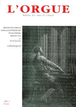 (couverture de Images de l'orgue dans la littérature et le cinéma depuis 1870)