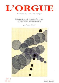 (couverture de Les orgues de Cavaillé-Coll: évolution, registration)