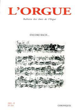 (couverture de Encore Bach…)