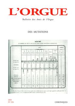(couverture de Des mutations)