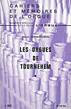 (couverture de Les orgues de Tournehem)