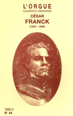 (couverture de César Franck (1822-1890))