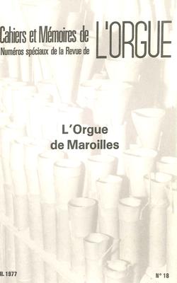 (couverture de L'orgue de Maroilles)